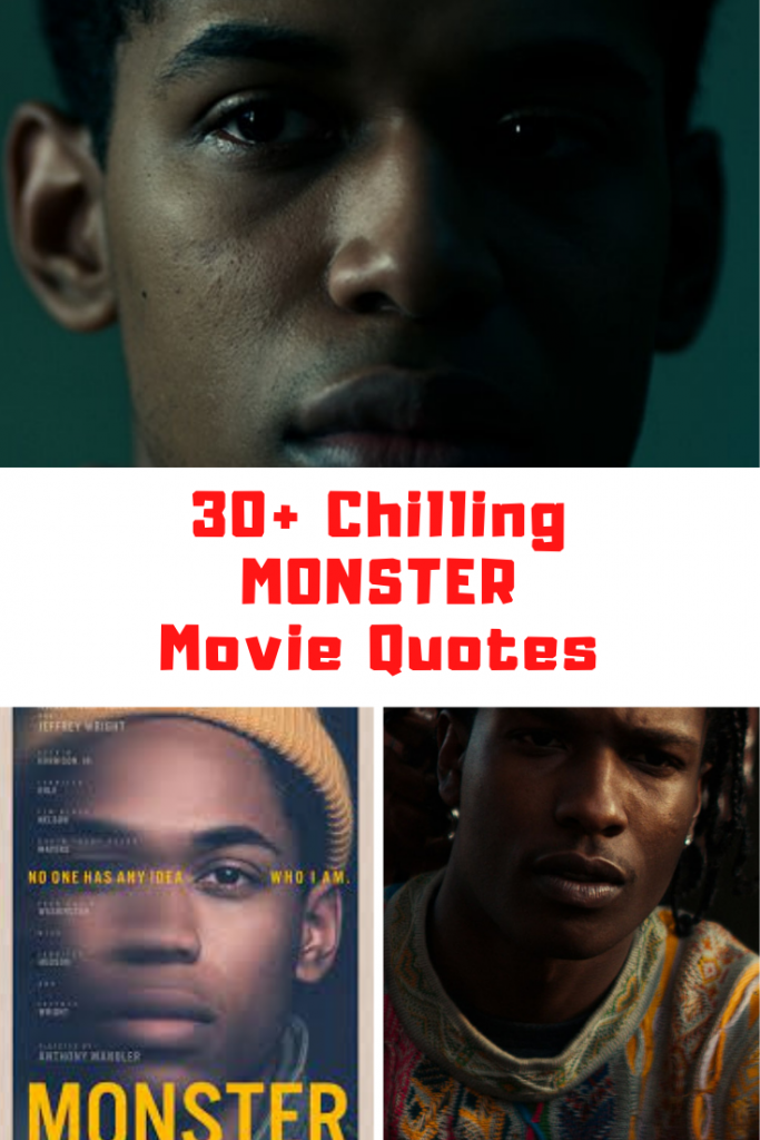 Netflix's Monster Movie Quotes