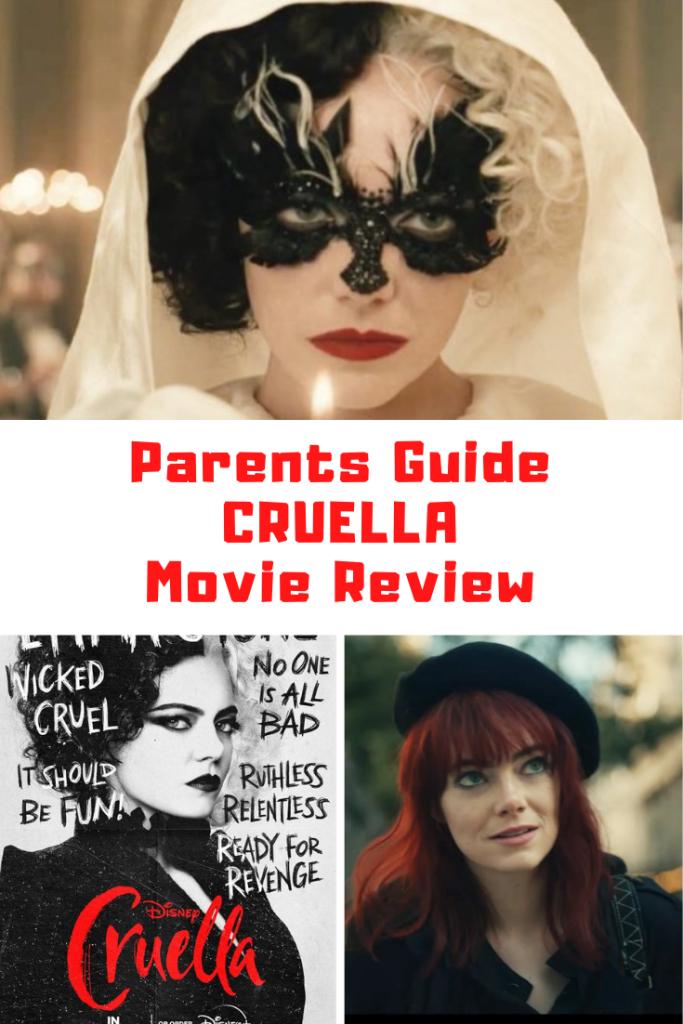 Cruella Parents Guide