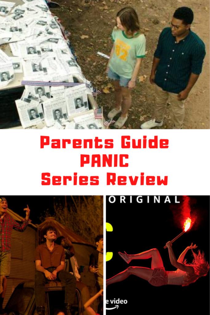 Amazon Prime Video PANIC Parents Guide