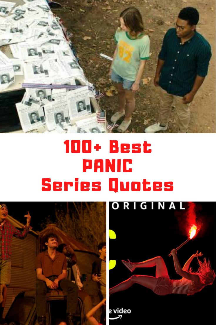 Amazon Prime Video PANIC Quotes