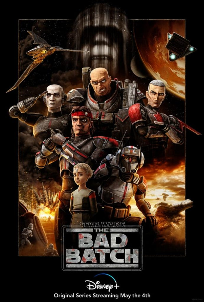 Star Wars: The Bad Batch Characters & Cast Interview