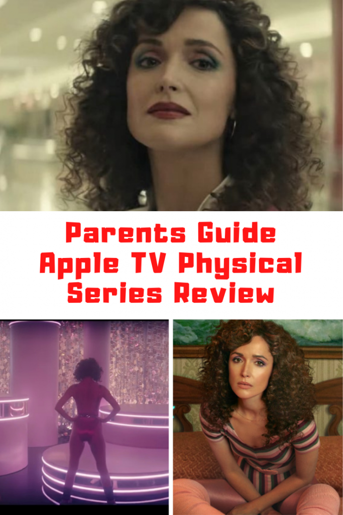 AppleTV+ PHYSICAL Parents Guide