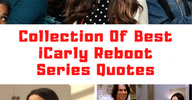 iCarly Reboot Quotes