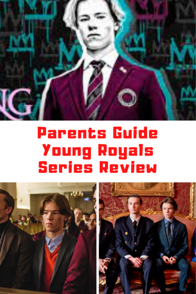 Young Royals Parents Guide Review