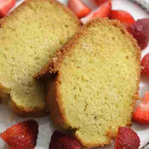 Weight Watchers Pound Cake Recipe