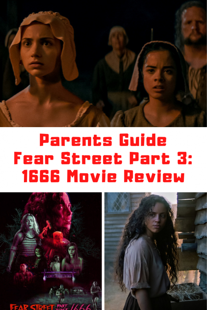 Fear Street Part Three: 1966 Parents Guide