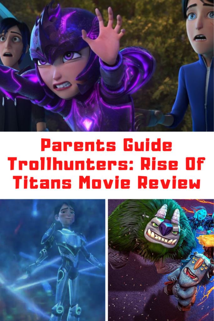 Trollhunters Rise Of The Titans Parents Guide