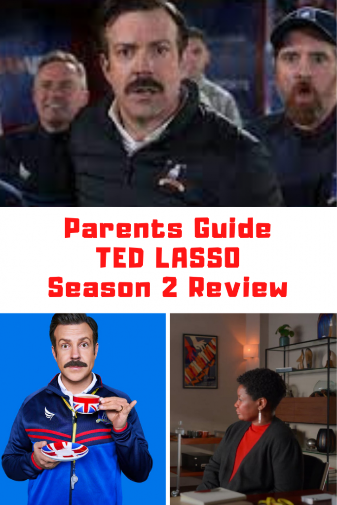 Ted Lasso Season 2 Parents Guide
