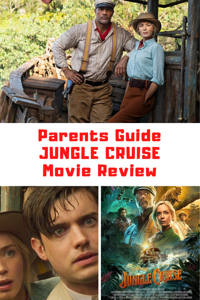 Jungle Cruise Parents Guide