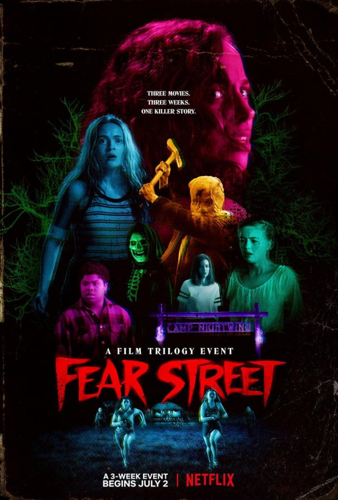 Fear Street Part One: 1994 Parents Guide