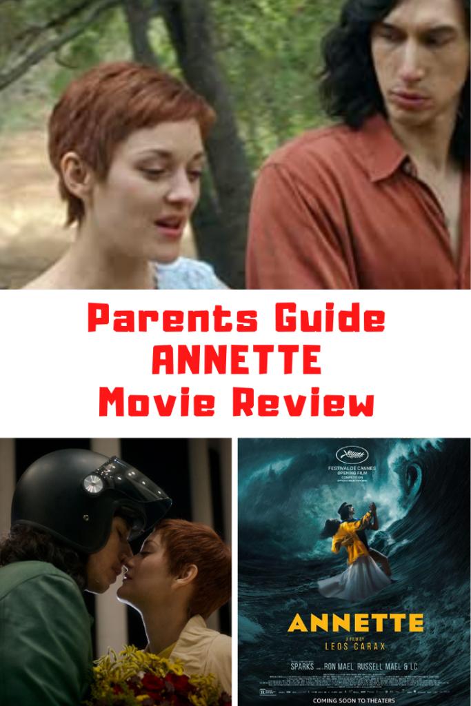 Annette Parents Guide