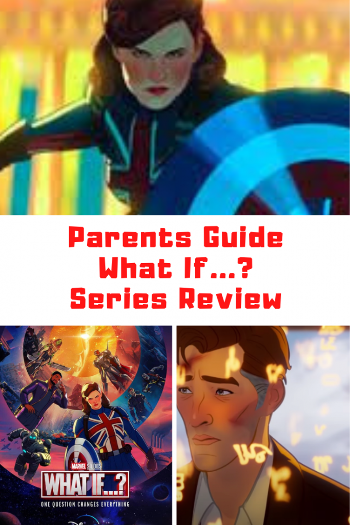 Disney Plus What If..? parents guide review