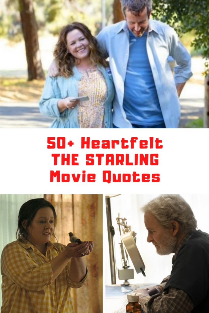 The Starling Quotes