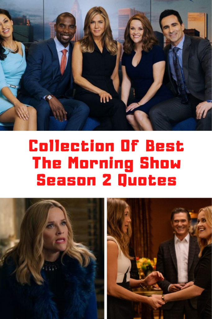 The Morning Show Season 2 Quotes