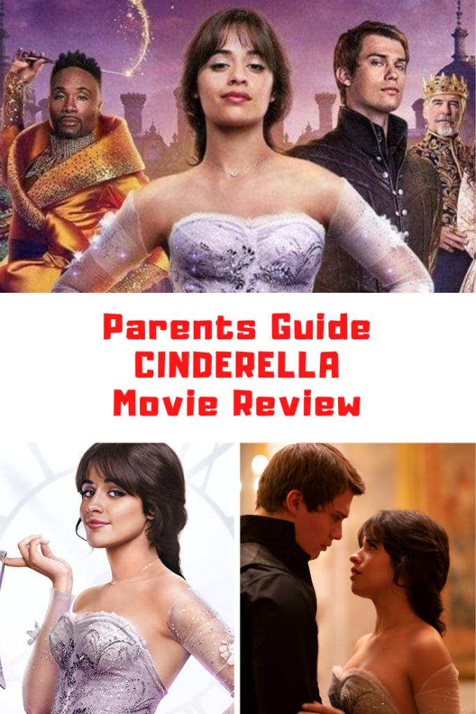 CINDERELLA Parents Guide
