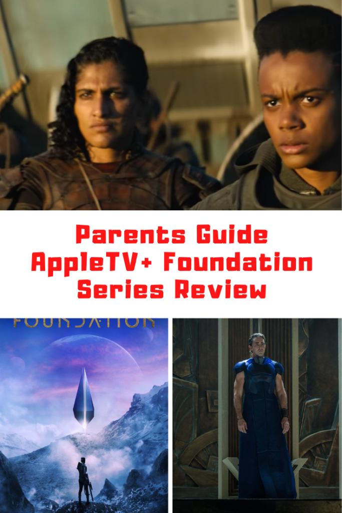 FOUNDATION Parents Guide
