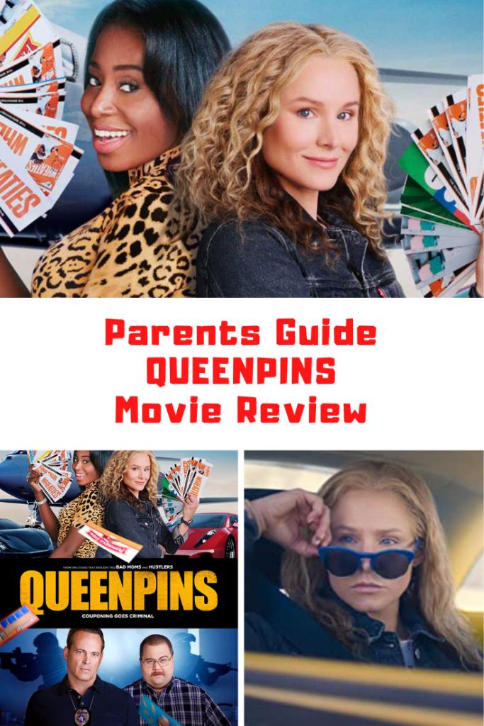 QUEENPINS Parents Guide