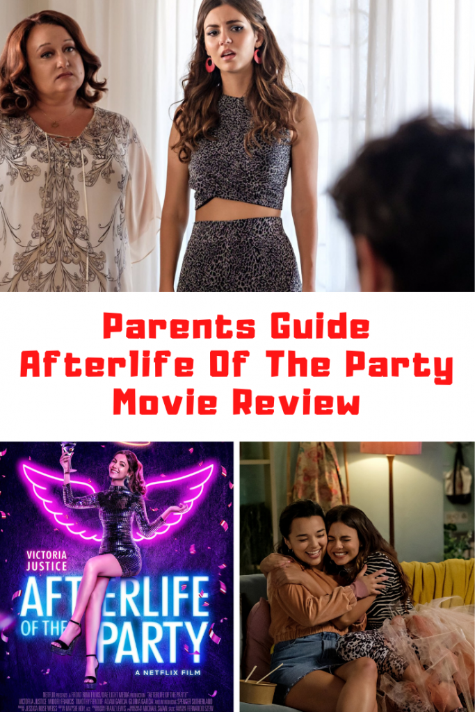 AFTERLIFE OF THE PARTY Parents Guide