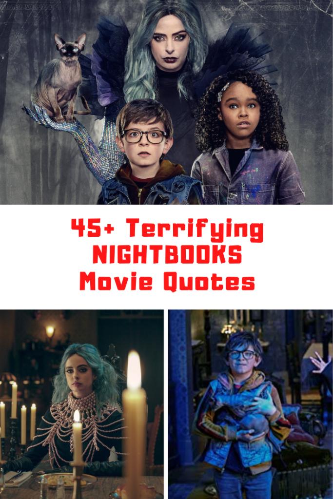 Nightbooks Movie Quotes