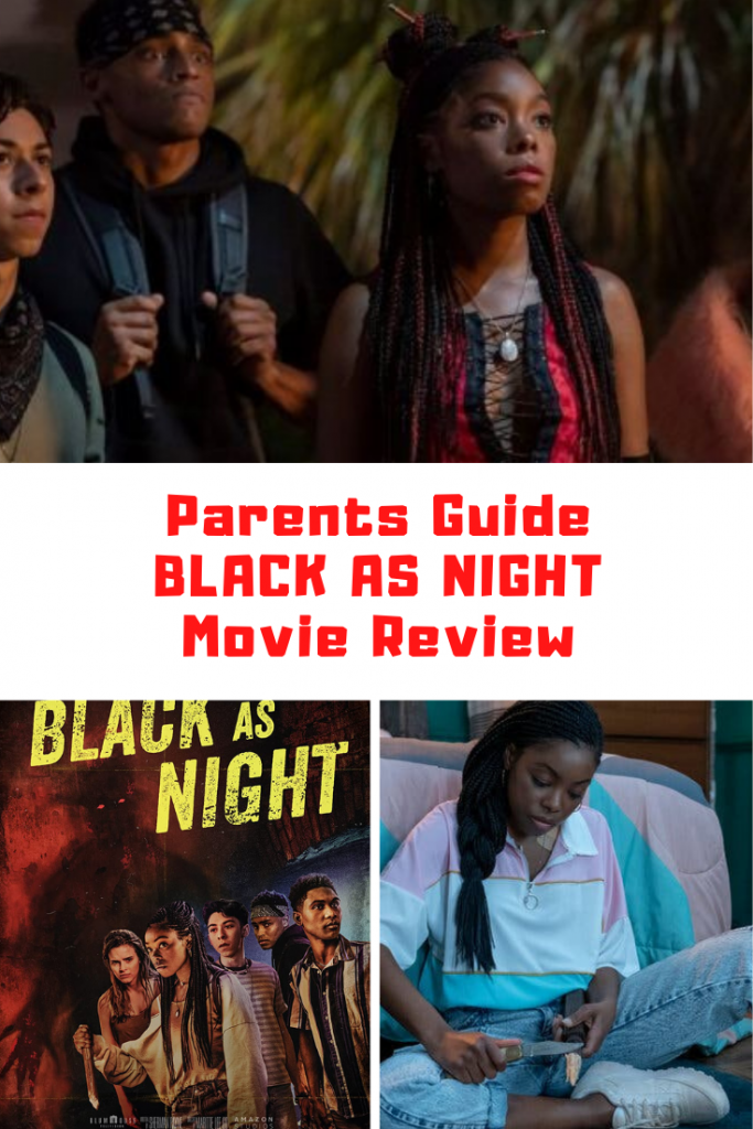 BLACK AS NIGHT Parents Guide