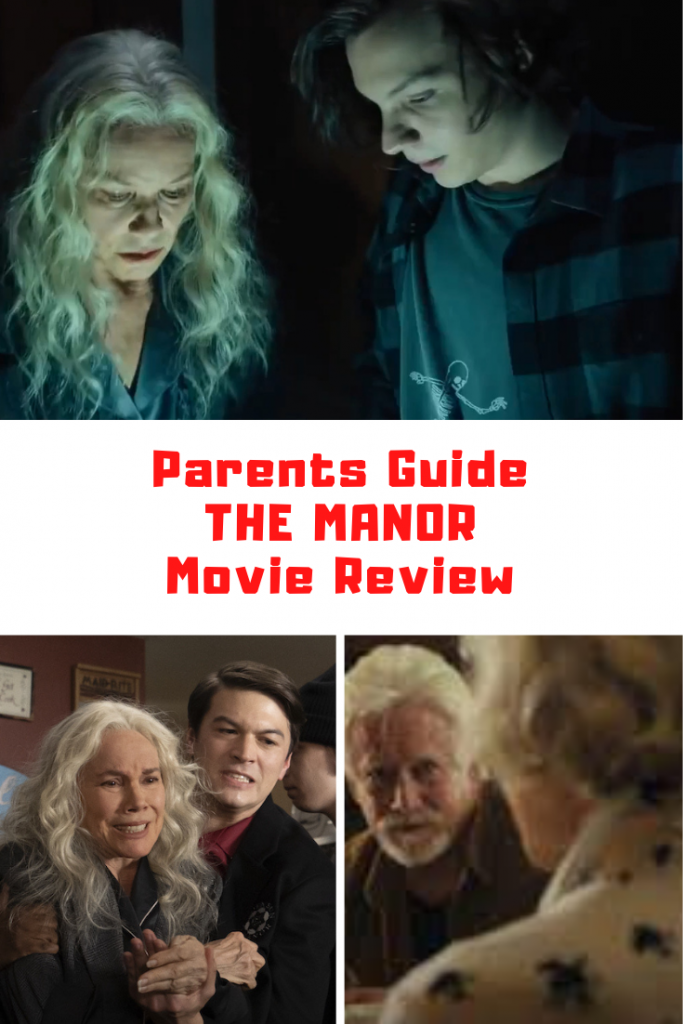 the manor parents guide