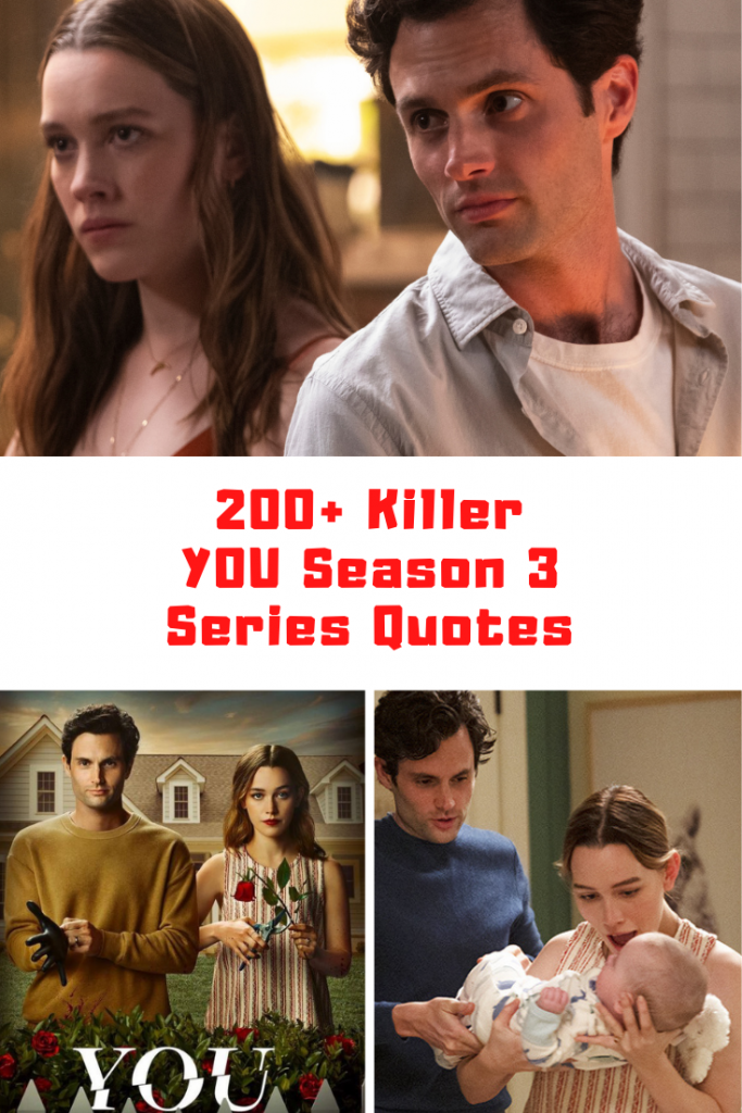 YOU Season 3 Quotes