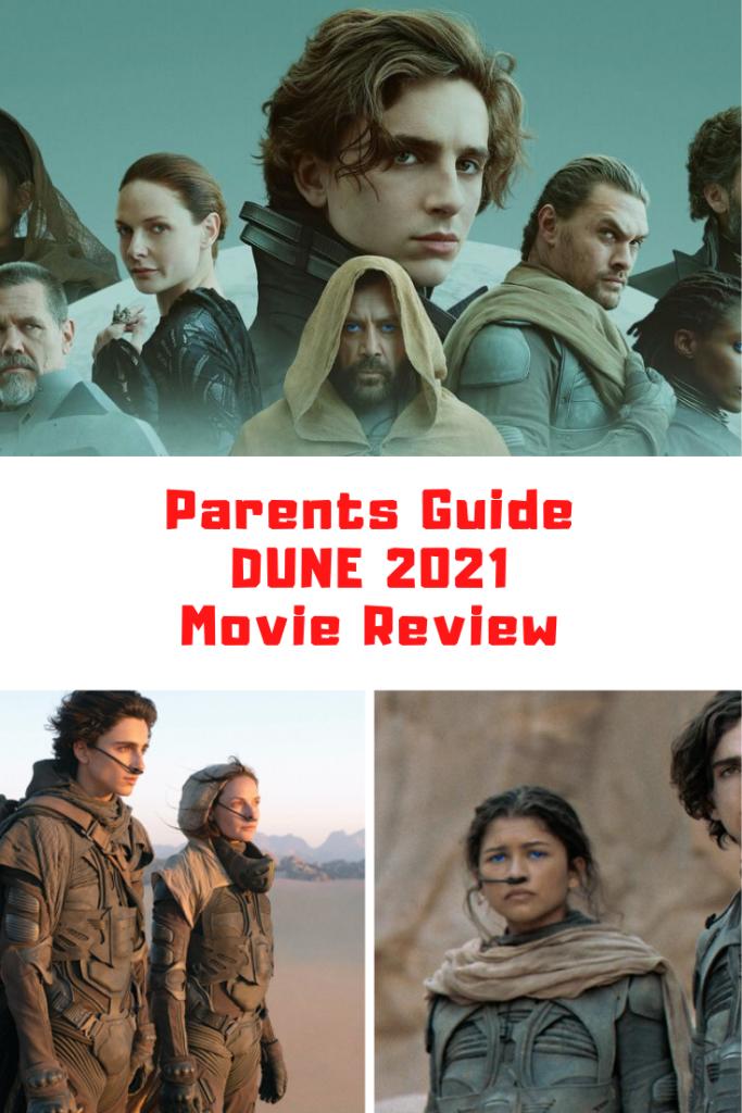 Dune Parents Guide