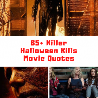 Halloween Kills Quotes