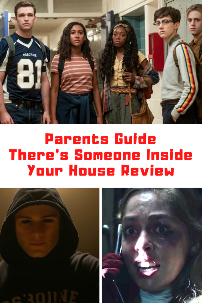 There's Someone Inside Your House Parents Guide
