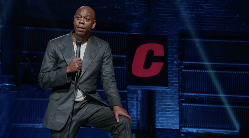 Dave Chappelle: The Closer Quotes